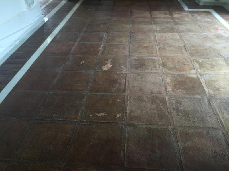 suelo de barro interior estado inicial 02