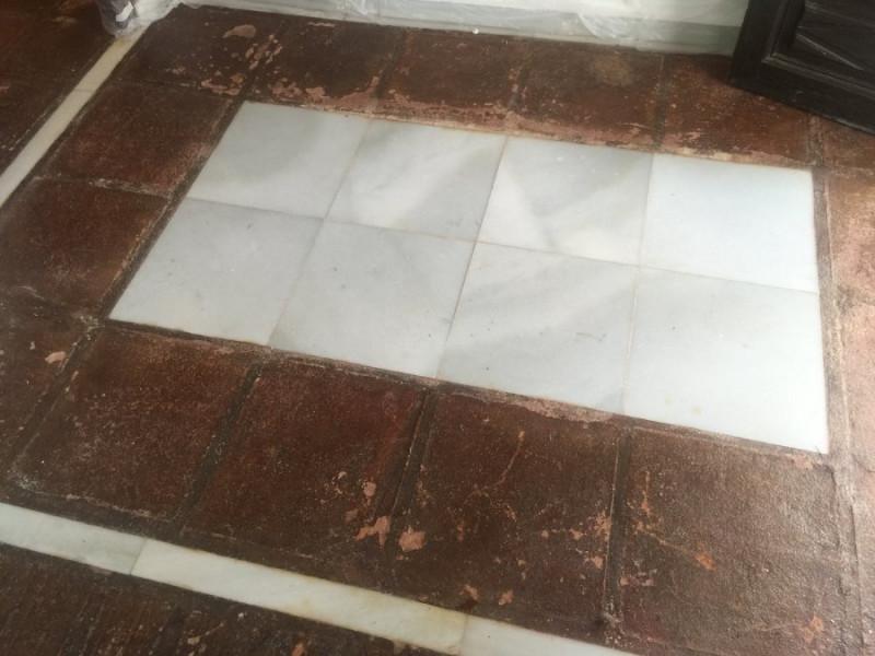 suelo de barro interior estado inicial 04