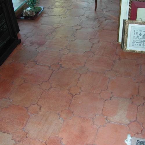 tratamiento para pisos de terracota interior
