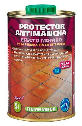 tratamiento base para suelos de barro interior acabado efecto mojado